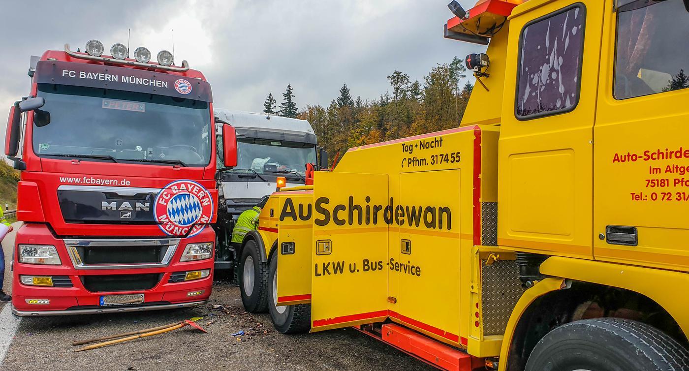 Staumeldung A5 Richtung Karlsruhe