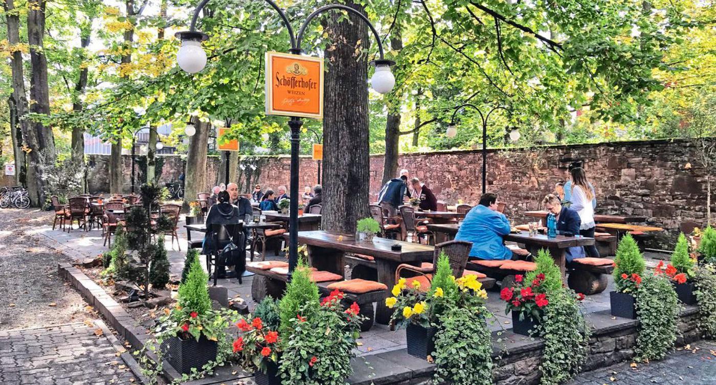 Mittagessen Karlsruhe