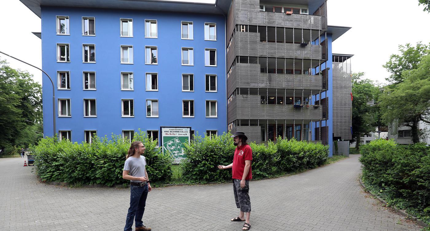 Studentenwohnheime Karlsruhe
