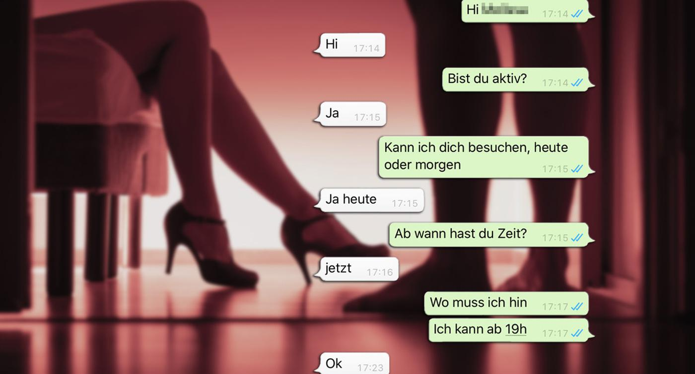 Lassen hause prostituierte nach kommen Nach Hause