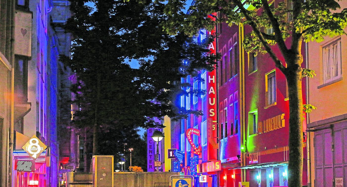 Karlsruhe Bordel