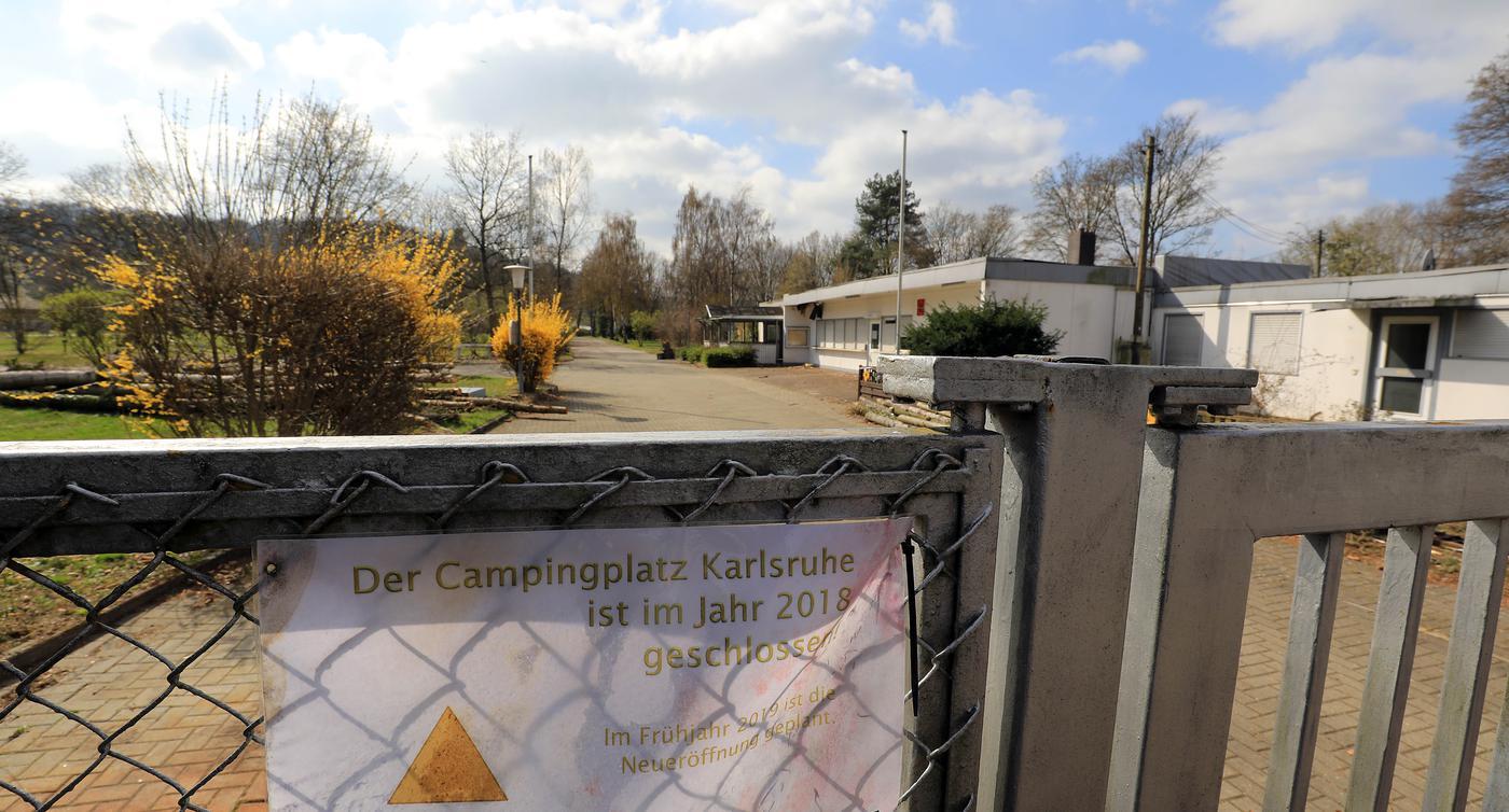 Karlsruhe Campingplatz