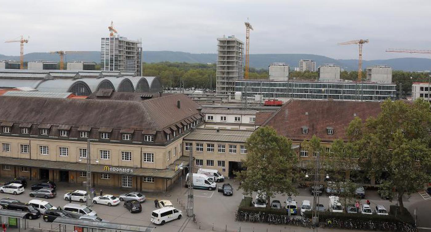 Karlsruhe Hauptbahnhof Süd