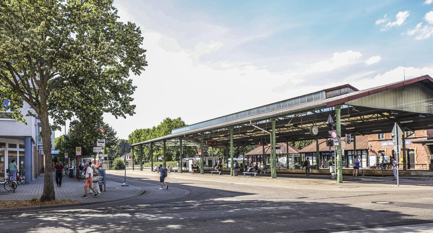 Ettlingen Stadtbahnhof