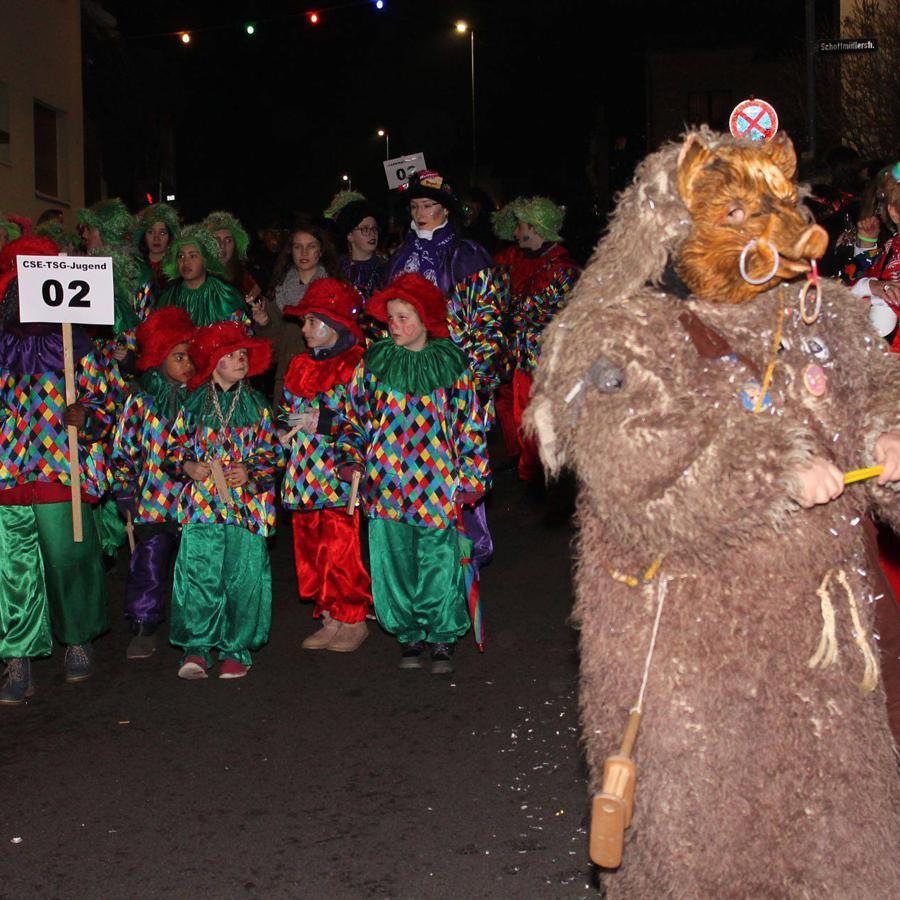 oberbettingen karnevalsumzug 2021 impala
