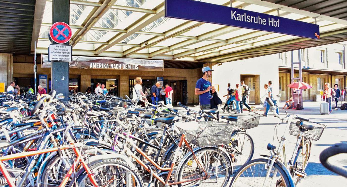 Parkhaus Karlsruhe Innenstadt