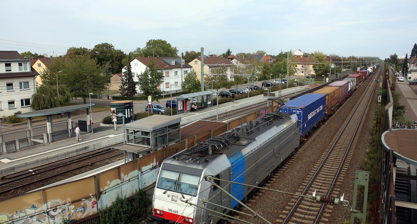 Mannheim Karlsruhe Bahn