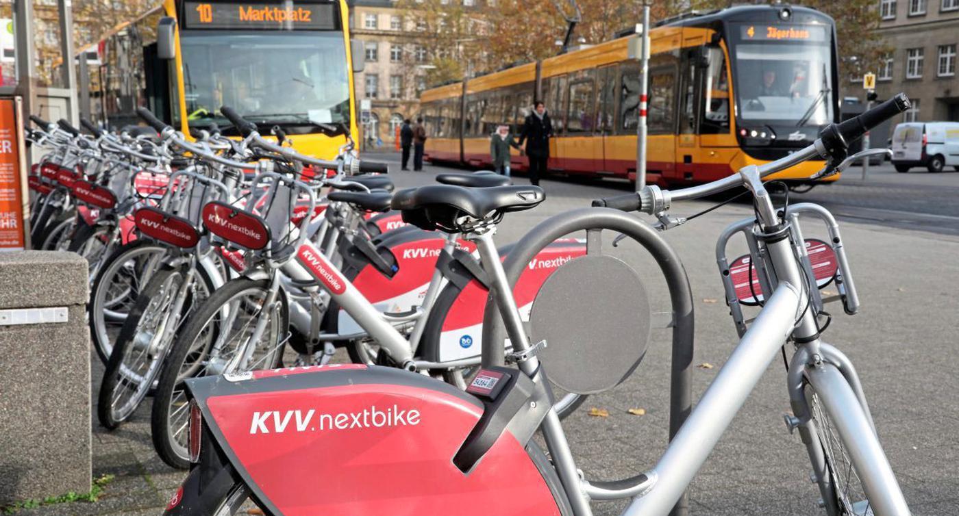 Nextbike Karlsruhe