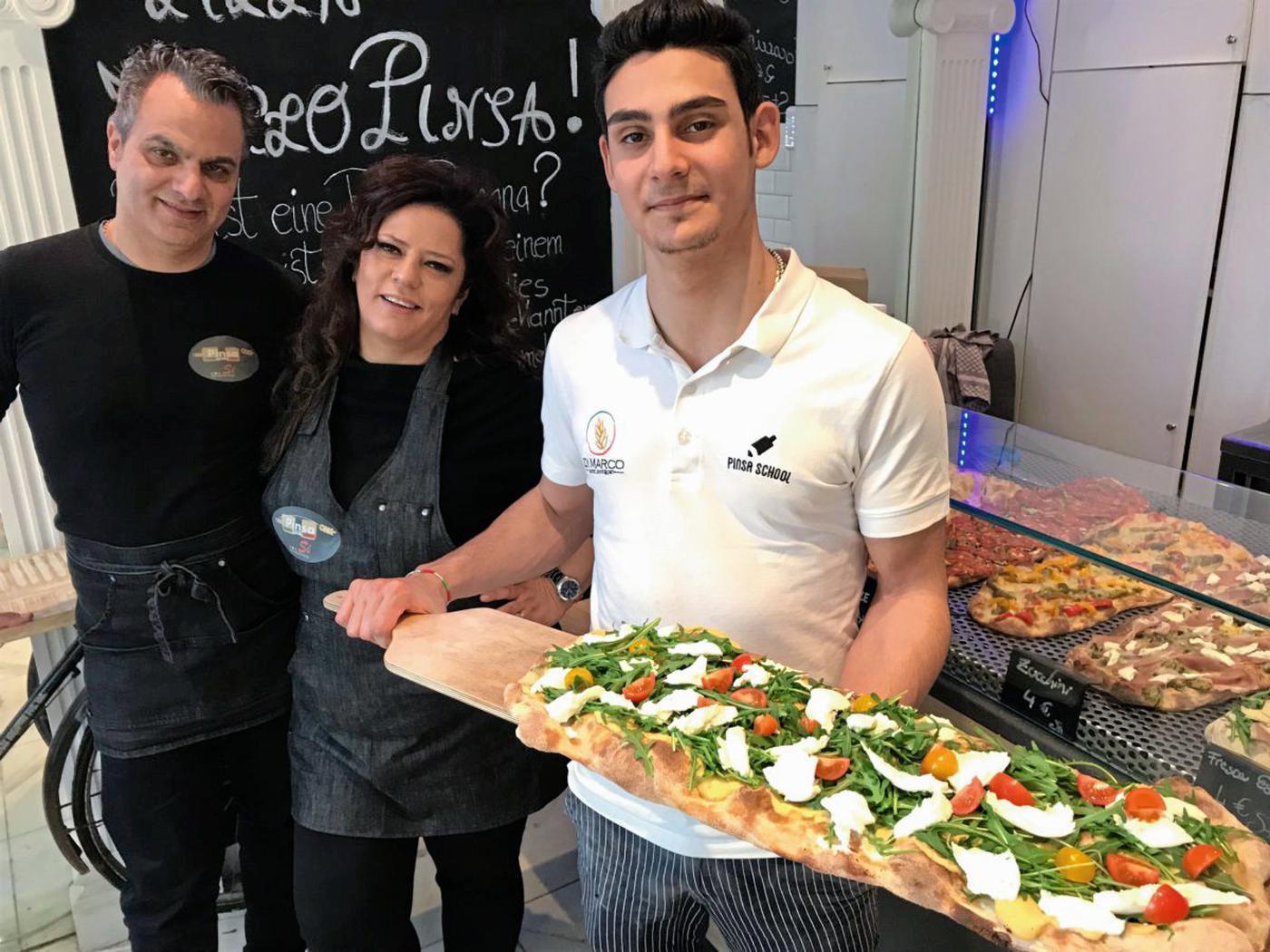 Pinsa   die sensationelle Schwester der Pizza