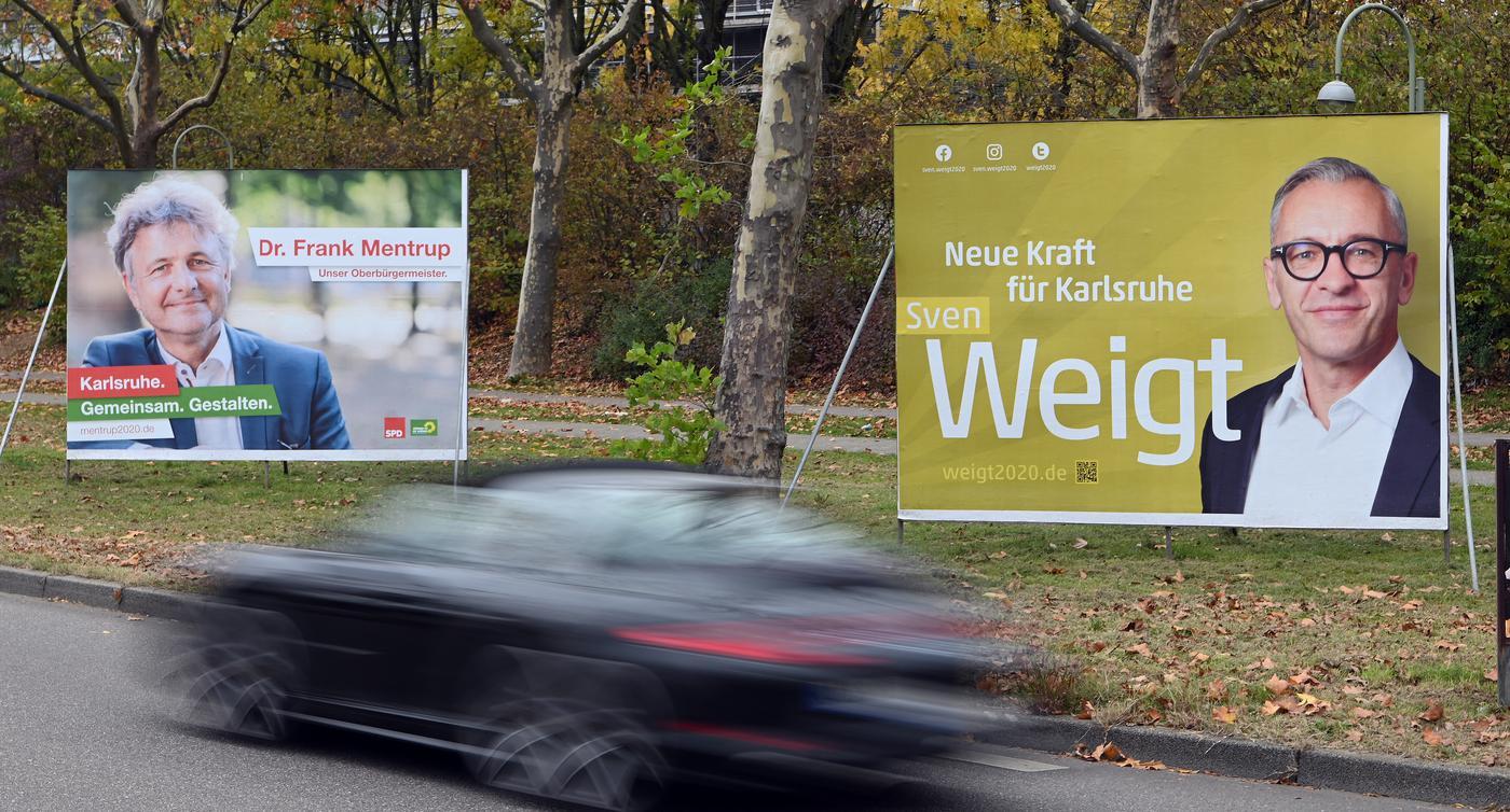 Karlsruhe er sucht sie