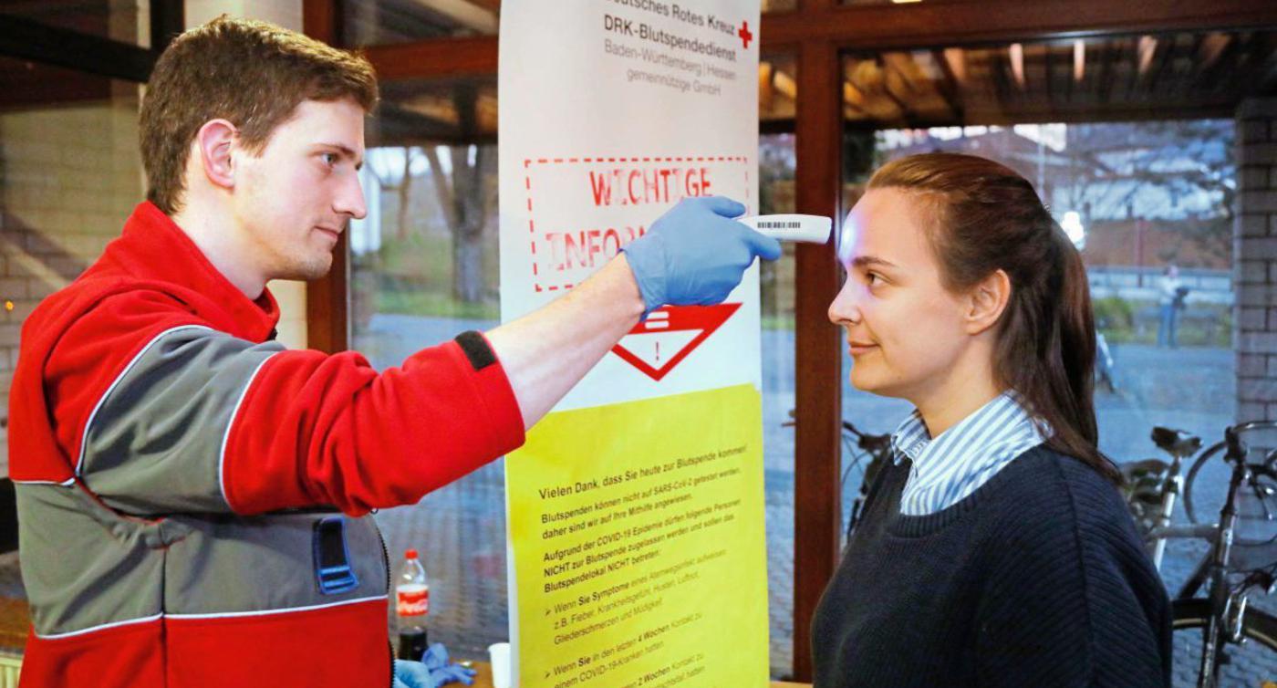 Blut Spenden Karlsruhe