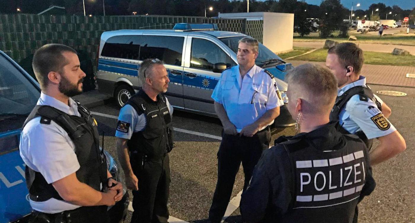 Autobahnpolizei Bühl