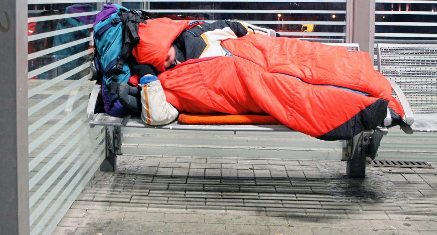 Obdachlosenhilfe Karlsruhe