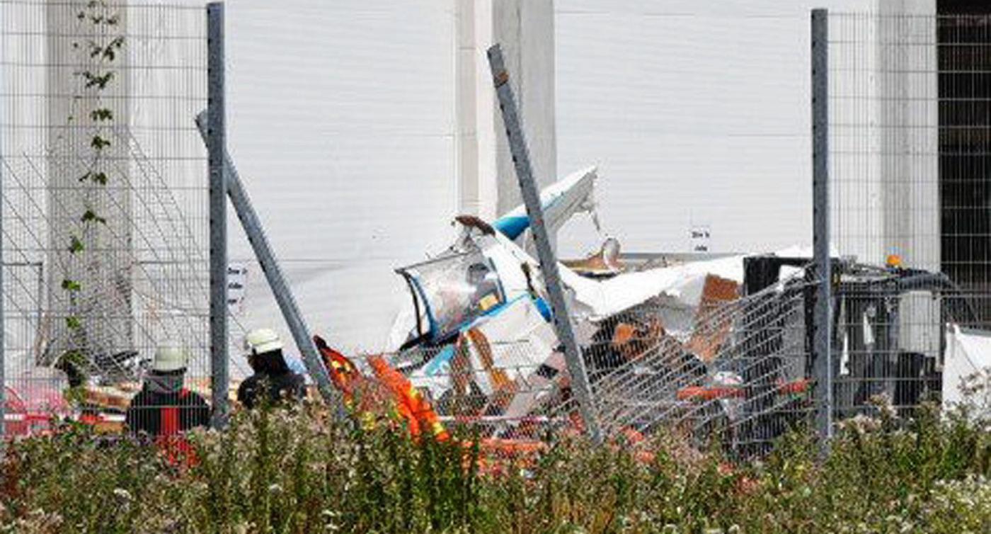 Neueste Nachrichten Flugzeugabsturz