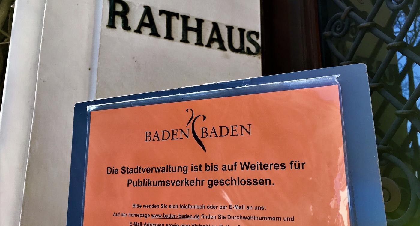 Nachrichten Baden
