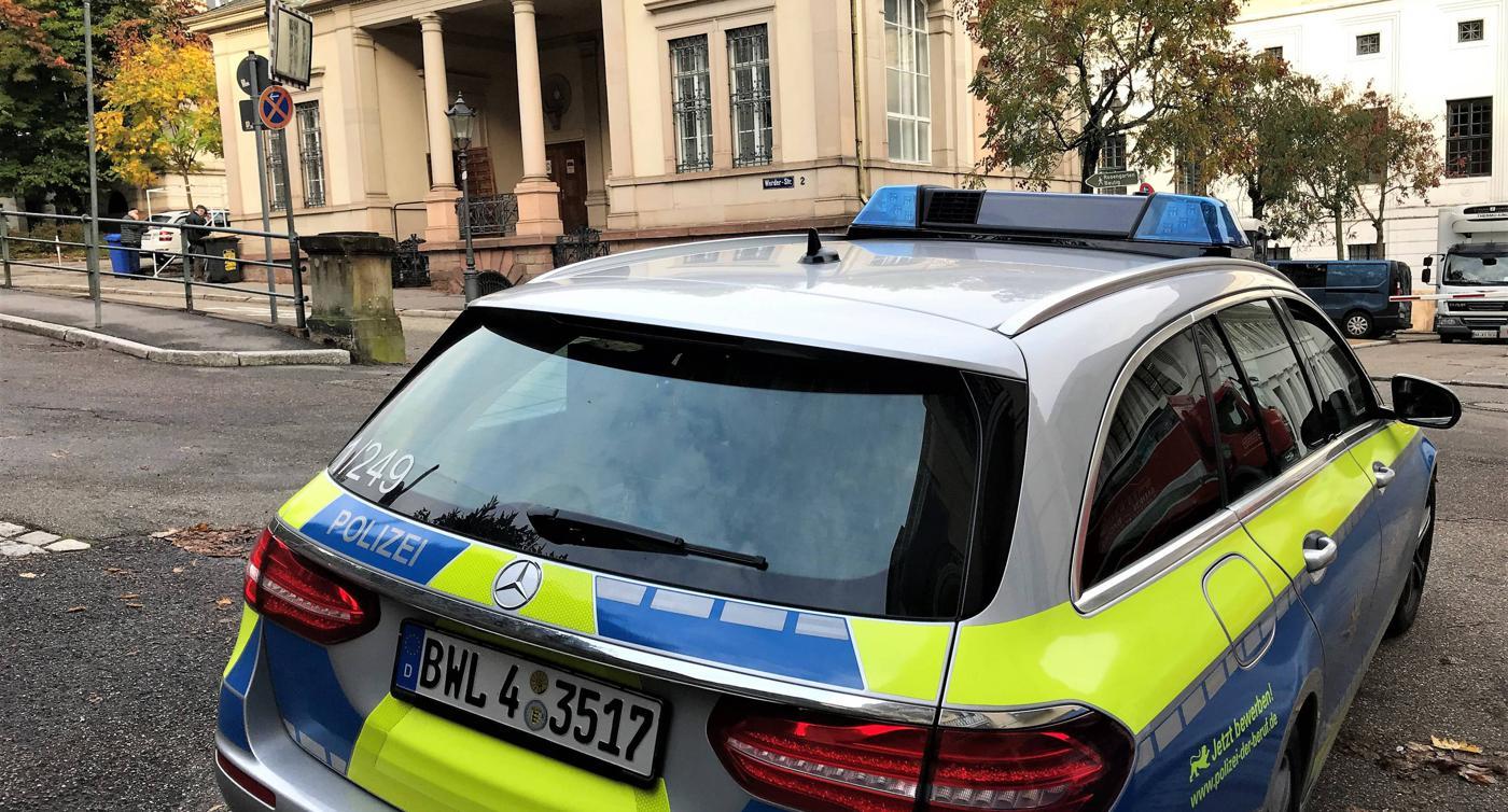 Polizei Baden Baden
