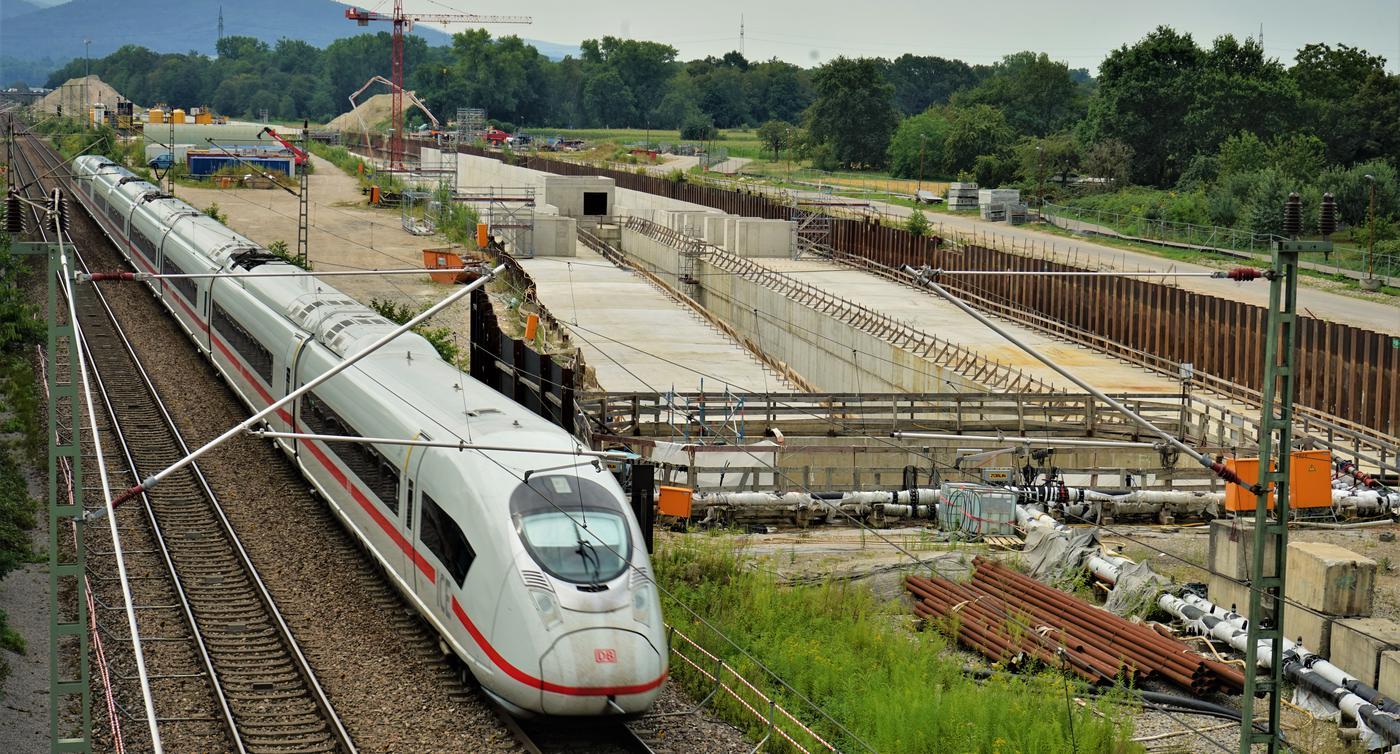 Rastatt Karlsruhe Bahn