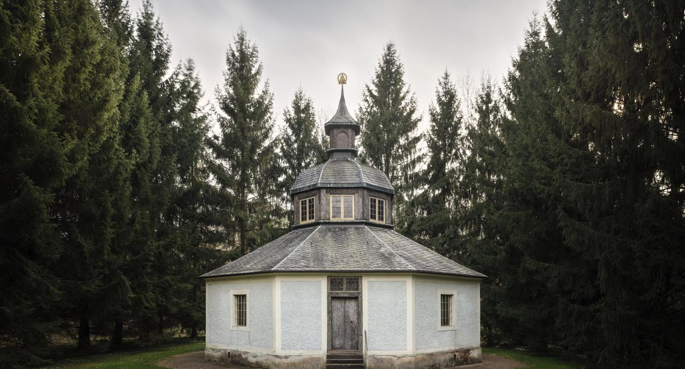 Allein unter Wachspuppen: Markgräfin Sibylla Augusta betete tagelang in ihrer Eremitage im Rastatter Schloss Favorite