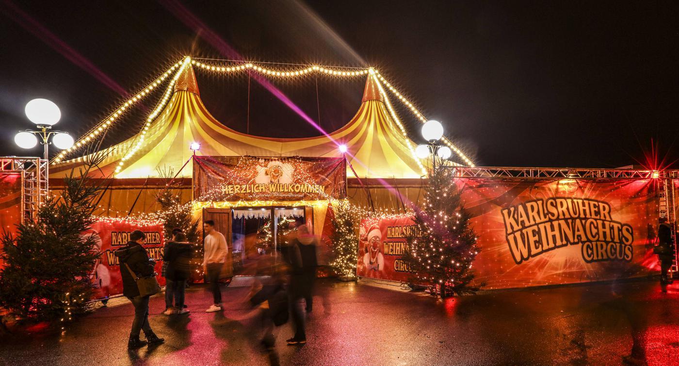 Weihnachtscircus Pforzheim