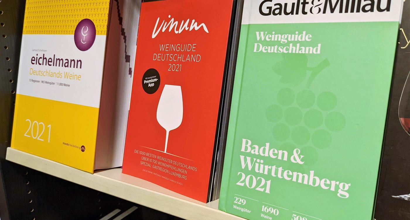 Gault Millau Wein