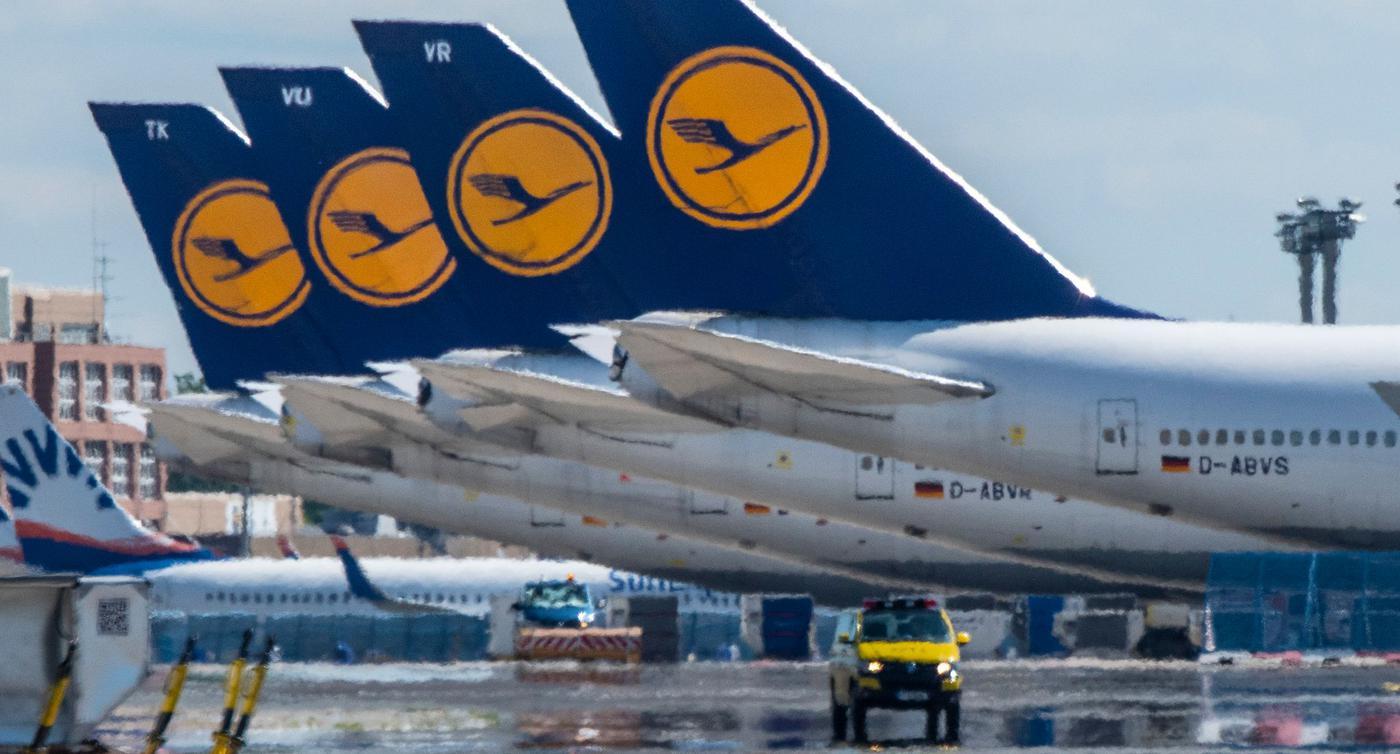 Nachrichten Lufthansa