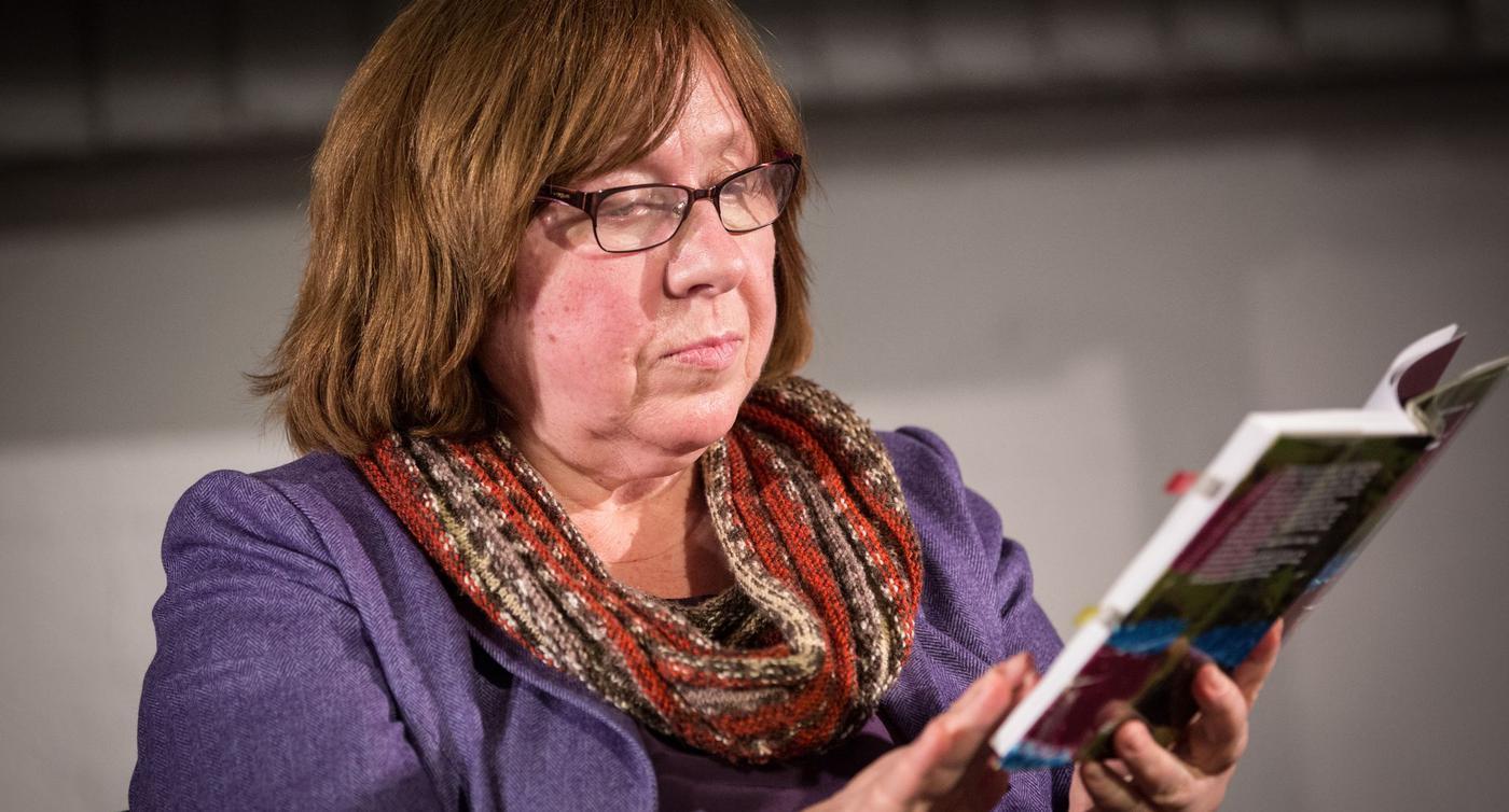 """45 Autoren beim Festival """"Lesen ohne Atomstrom"""