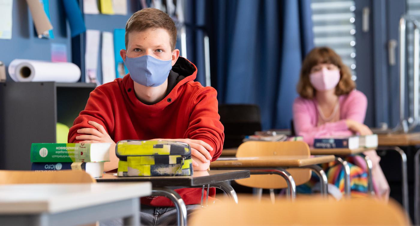 Maskenpflicht In Schulen In Nrw