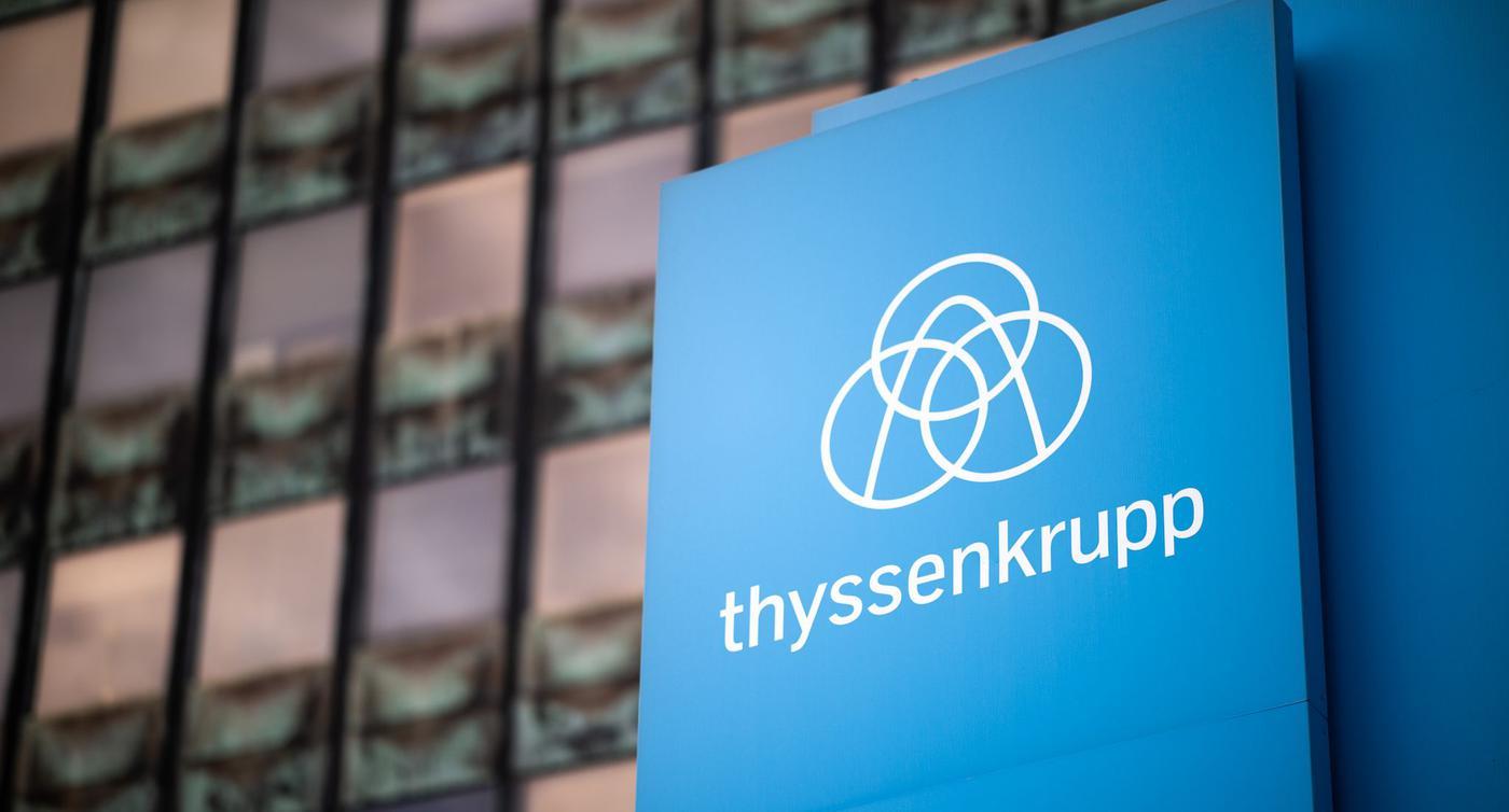 Nachrichten Thyssenkrupp