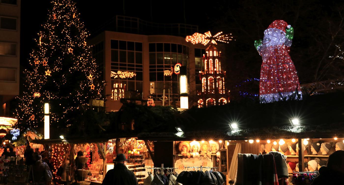 Weihnachtsmarkt Enzkreis