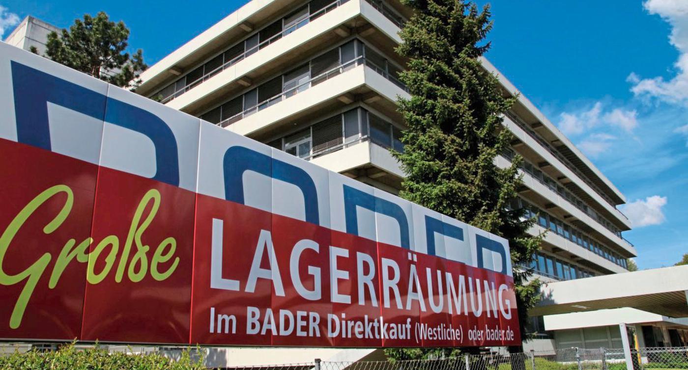 Versandhaus Bader Pforzheim