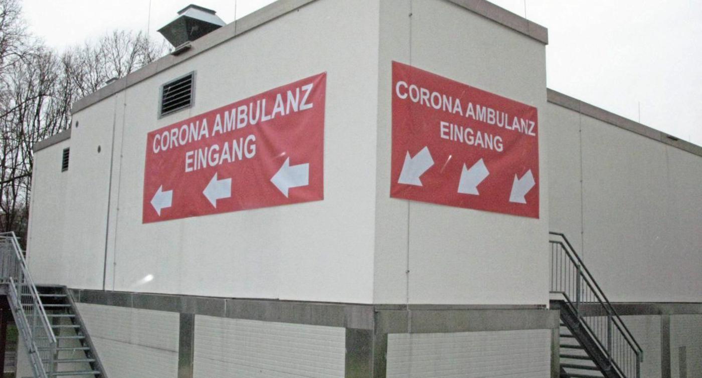 Corona Ambulanz Pforzheim