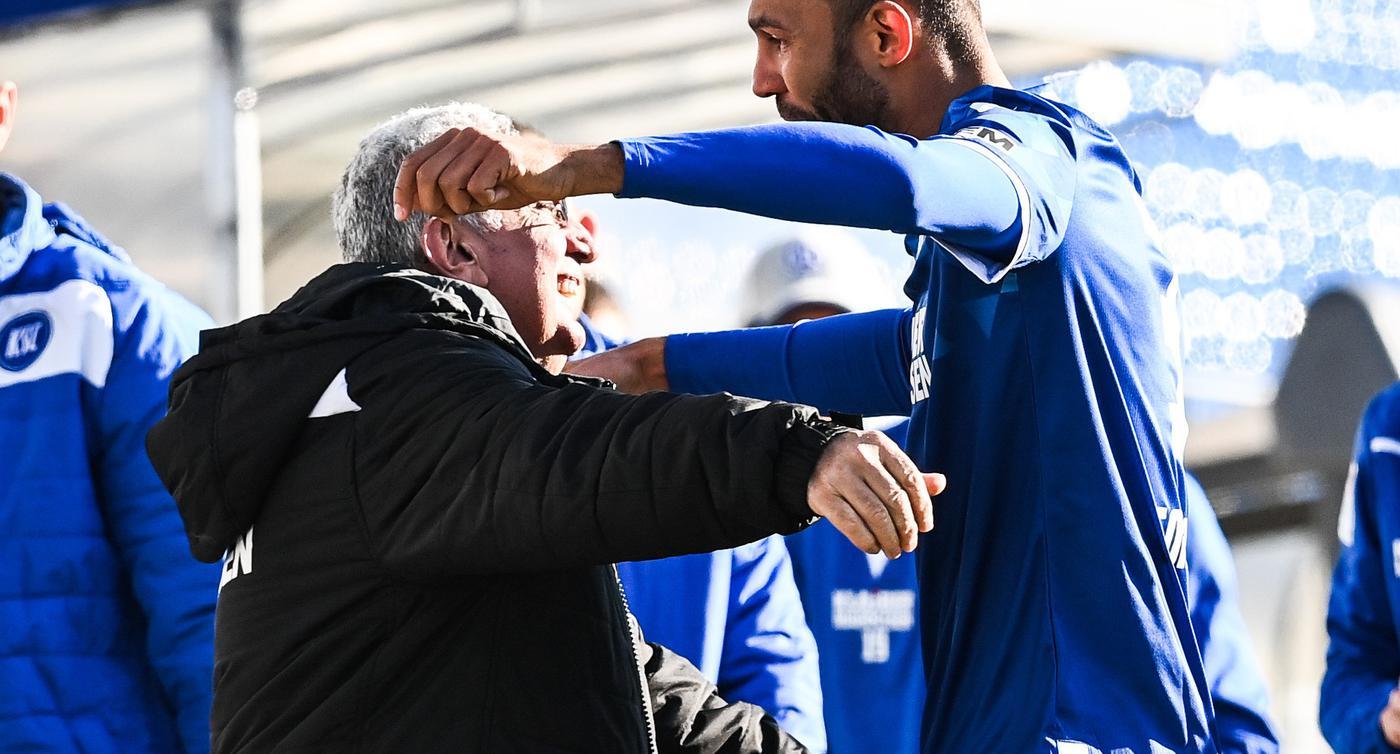 1:0 gegen Paderborn
