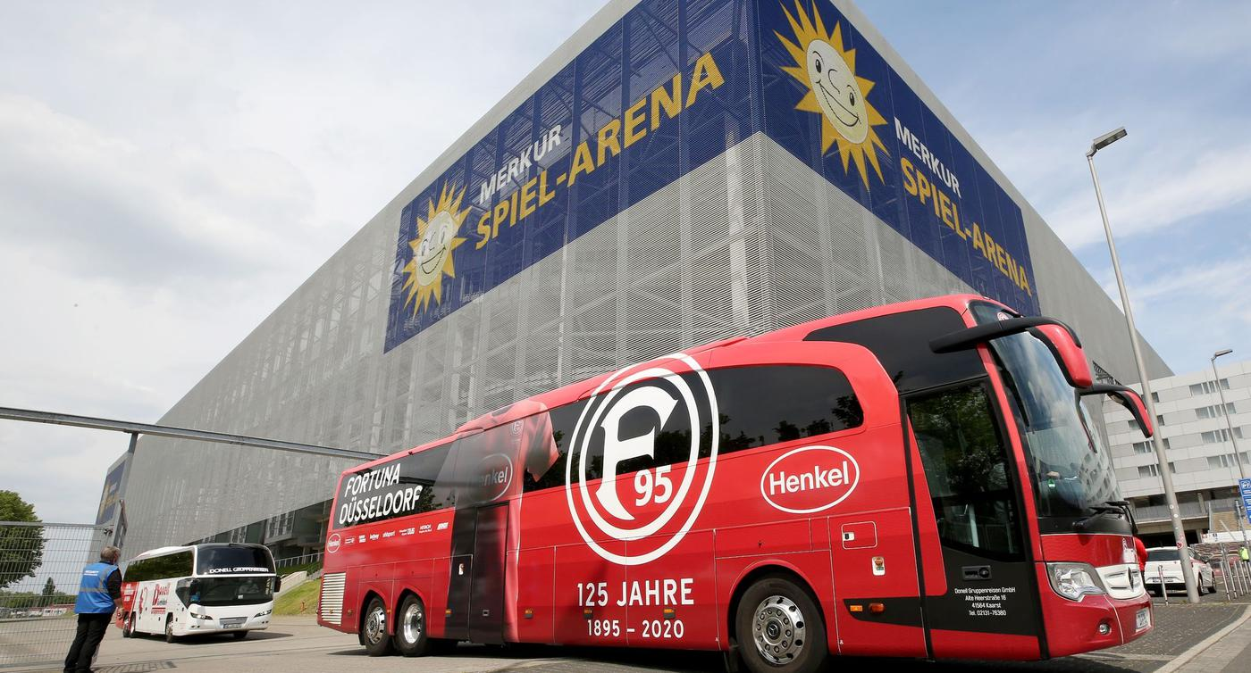 Fortuna Düsseldorf Geschäftsstelle